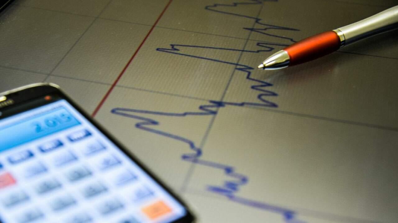 Imagem ilustrativa, mercado financeiro