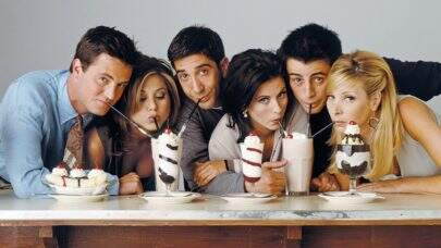 Gravações do reencontro de 'Friends' chegam ao fim