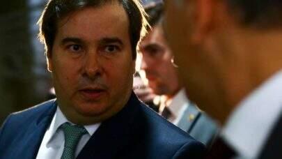 Rodrigo Maia critica Guedes por proposta do Orçamento 'aceita uma narrativa que o desmoraliza'