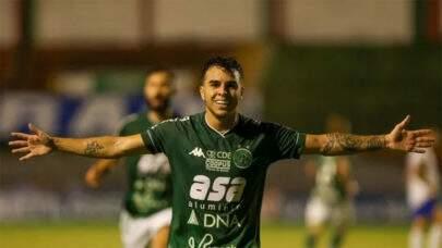 Guarani vence Santo André por 1 a 0 e assume vice-liderança do grupo D no Campeonato Paulista