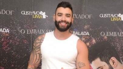 """Gusttavo Lima publica foto e beleza chama atenção dos fãs: """"Eita misericórdia"""""""