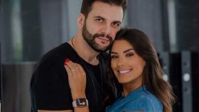 Ex-BBB Ivy Moraes e ex-marido Rogério Fernandes dão início ao processo de divórcio