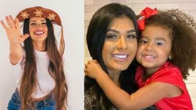 """BBB21: Equipe de Juliette se pronuncia sobre ataques racistas à filha de Pocah: """"Repúdio"""""""