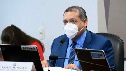 Nunes Marques vai analisar ação de Kajuru que pede o impeachment do ministro do STF, Alexandre de Moraes