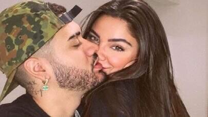 Kevinho se posiciona sobre término de relacionamento e volta a seguir Gabriela Versiani