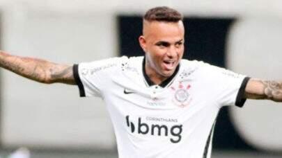 Luan retorna ao time titular do Corinthians com aproveitamento de 87,5%