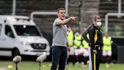 """Vagner Mancini avalia vitória sobre o Ituano: """"Foi um Corinthians com alma"""""""
