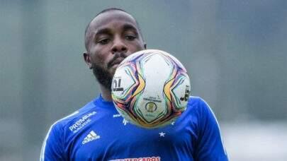 """Manoel se despede do Cruzeiro em texto: """"Nunca faltou vontade dentro de campo"""""""