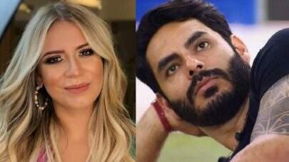 """BBB21: Marília Mendonça é pressionada a comentar atitudes de Rodolffo e rebate: """"Limites"""""""