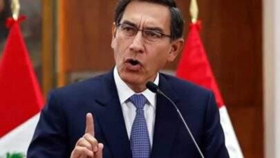 Ex-presidente do Peru é cassado por tomar vacina contra a covid ilegalmente