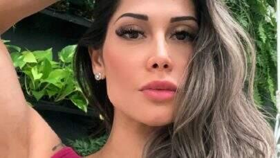 """Mayra Cardi é internada com intoxicação alimentar: """"Estou com calafrio, muito fraca"""""""