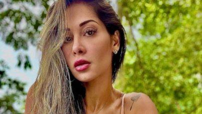 """Mayra Cardi revela sobre separação de Arthur Aguiar: """"Eu não digo mais dessa água não beberei"""""""