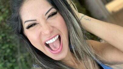 """Mayra Cardi dá conselhos sobre traição para seguidor: """"Você quer perdoar?"""""""