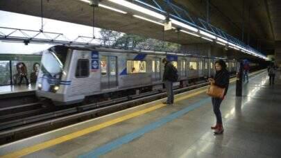 Metroviários de São Paulo anunciam greve sanitária no próximo dia 20/4