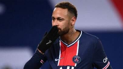 Neymar é eleito melhor jogador da semana na Champions League