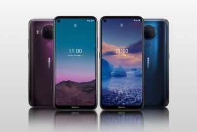 Nokia 5.4 é lançado no Brasil