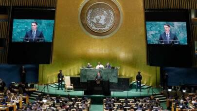 ONU anunciou a antecipação do envio de 4 milhões de doses de vacina contra a covid-19