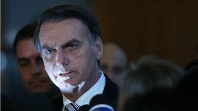Bolsonaro diz que exército vai agir conforme a Constituição