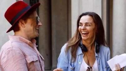 """Amiga de Paulo Gustavo detalha visita ao ator no hospital e anima fãs: """"Tentou abrir a boca"""""""