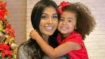 BBB21: Filha de Pocah sofre ataques racistas na web após cantora e Juliette brigarem na casa