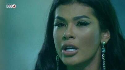 """BBB21: Pocah se sente rejeitada e pensa em desistir do reality: """"Não consigo"""""""