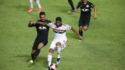 São Paulo encara Guarani pelo Campeonato Paulista; veja prováveis escalações