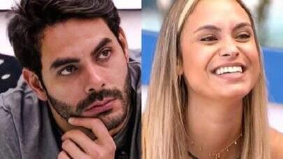 """BBB21: Sarah e Rodolffo param de se seguir após treta no reality: """"Fim da amizade"""""""