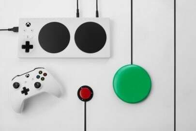 Microsoft lança controle adaptativo de Xbox para pessoas com deficiência
