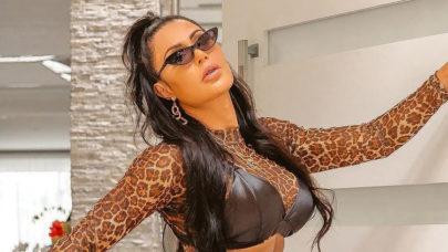 """Gracyanne Barbosa é clicada como veio ao mundo e web vai à loucura: """"Mostrou tudo!"""""""