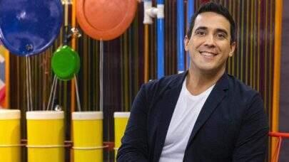André Marques confessa que chorou ao descobrir que apresentaria 'No Limite'
