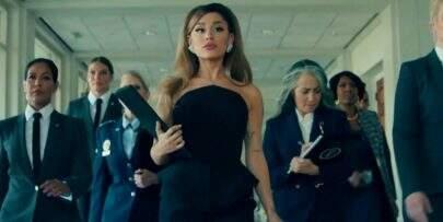 Ariana Grande bate recorde ao colocar 3 músicas no top 10 das rádios