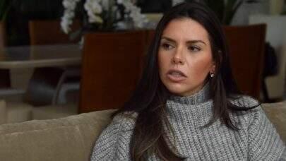 Viúva de Tom Veiga nega agressão e vaza áudio em que ele detona ex-mulher