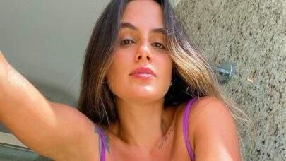 Ex-BBB Carol Peixinho surge deslumbrante em cenário paradisíaco e ostenta saúde