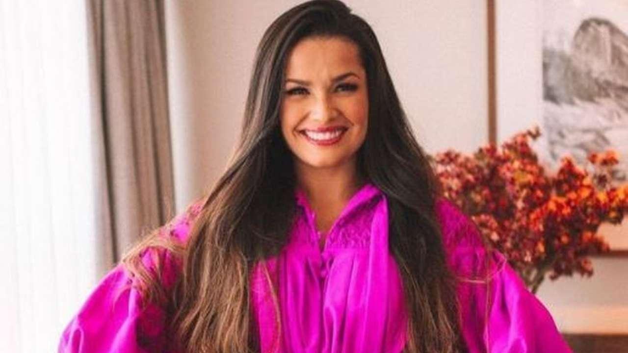 Juliette revela que seria um sonho cantar com Luan Santana