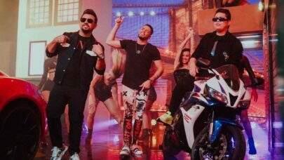 """Dj Ivis anuncia música nova com Xand Avião e JS Mão de Ouro: """"Mais um hit chegando!"""""""
