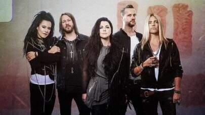 Evanescence anuncia live gratuita para os fãs nesta quinta-feira (13); Saiba como assistir