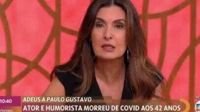 Indignada, Fátima Bernardes critica aglomerações e uso de máscaras: 'Não há mais o que esperar'