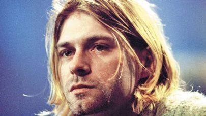Fã leiloa fios de cabelo de Kurt Cobain por mais de 12 mil reais; Veja as fotos!