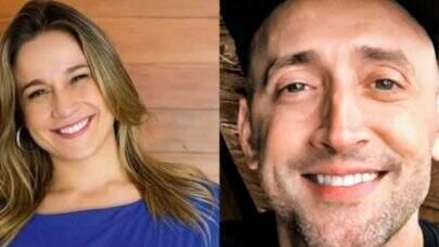 """Fernanda Gentil posta vídeo e homenageia Paulo Gustavo: """"Sua missão era levar alegria, e você a cumpriu"""""""