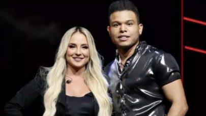 """Tierry defende namorada, Gabi Martins, de ataques de ódio: """"A Gabi é linda até careca"""""""