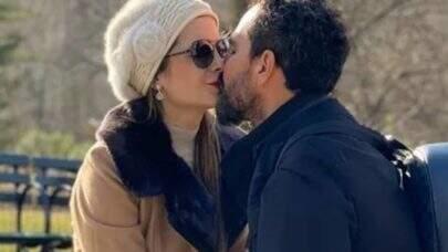 Luciano Camargo se declara e fala sobre casamento com Flávia Fonseca: 'Vivo a felicidade plena'