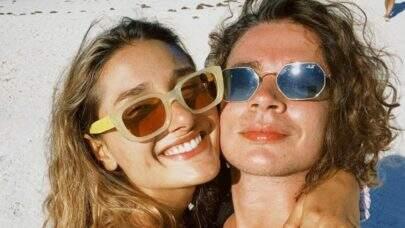 Recém-casados, João Figueiredo se declara para Sasha Meneghel: 'Me faz amar viver'
