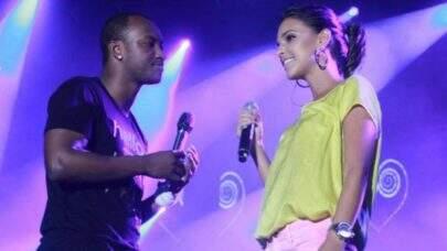 """Mariana Rios relembra dueto com Thiaguinho e fãs vão à loucura: """"Lindos"""""""