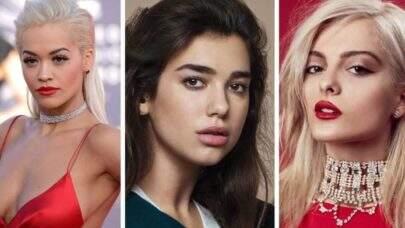 Bebe Rexha nega que tenha comentado sobre uma suposta rivalidade entre Rita Ora e Dua Lipa