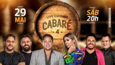 Marília Mendonça, Leonardo, Jorge & Mateus e Bruno & Marrone realizam live juntos no dia 29