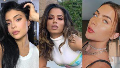 Anitta e Jade Picon curtem festa de Travis Scott ao lado de Kylie Jenner, em Miami