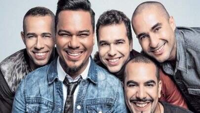 "Sorriso Maroto está na capa da playlist Pagodeira do Spotify e grupo brinca: ""Que moral hein"""