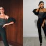 Ex-BBB Juliette Freire usa mesma roupa que Ex-Fazenda 12, Jakelyne Oliveira