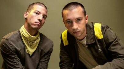 Twenty One Pilots bomba no Spotify e supera Red Hot Chili Peppers e Guns N' Roses
