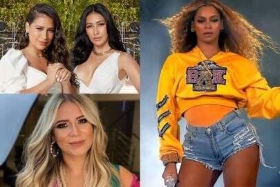 Marília Mendonça e Simone e Simaria ultrapassam Beyoncé em streaming
